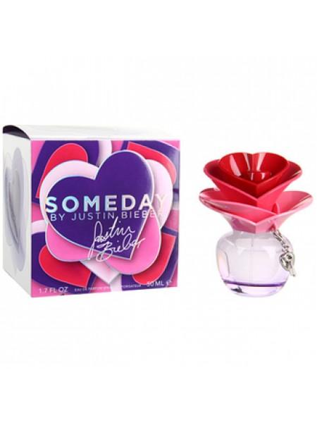 Justin Bieber Someday парфюмированная вода 50 мл