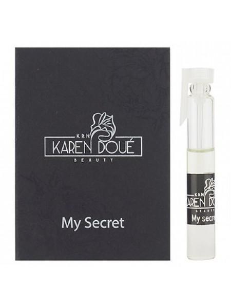 Karen Doue My Secret пробник 2 мл