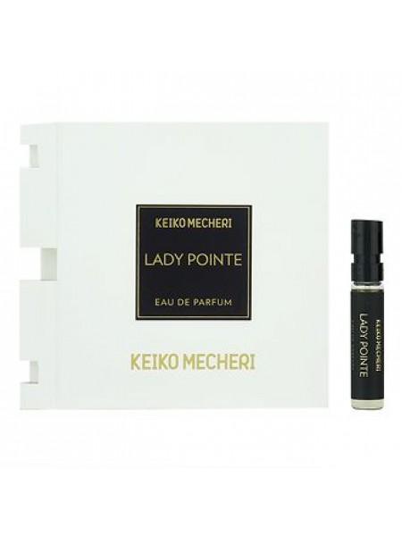 Keiko Mecheri Lady Pointe пробник 2 мл