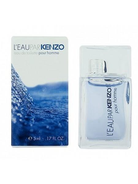Kenzo L'eau par Pour Homme миниатюра 5 мл