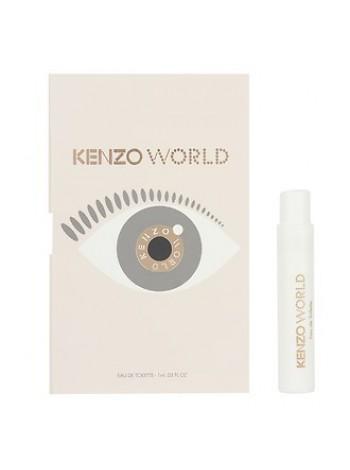 Kenzo World Eau de Toilette пробник 1 мл