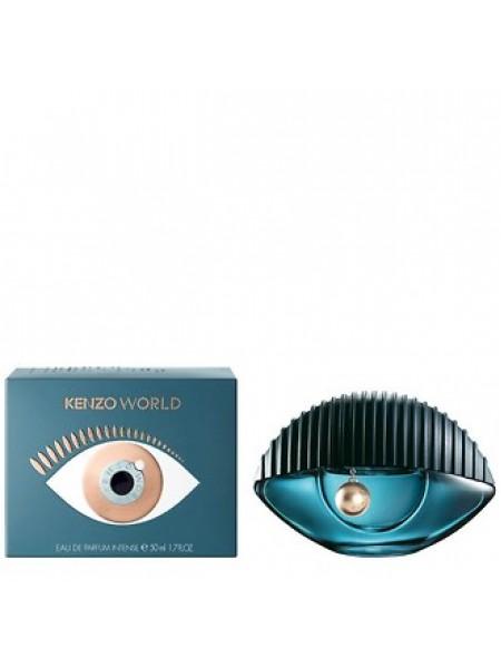 Kenzo World Intense парфюмированная вода 50 мл