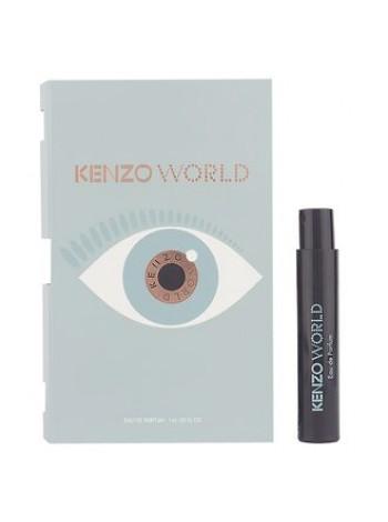 Kenzo World пробник 1 мл