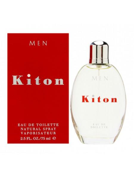 Kiton Men туалетная вода 75 мл