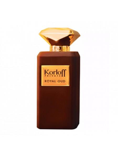 Korloff Paris Royal Oud тестер (парфюмированная вода) 88 мл