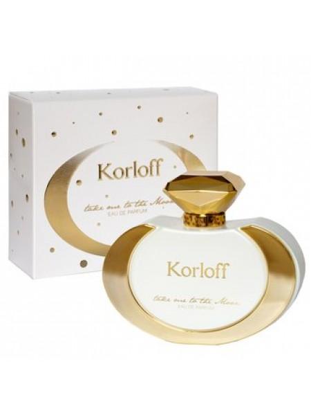 Korloff Take To The Moon парфюмированная вода 50 мл
