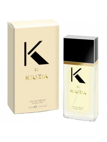 Krizia K de Krizia 2012 тестер (парфюмированная вода) 100 мл