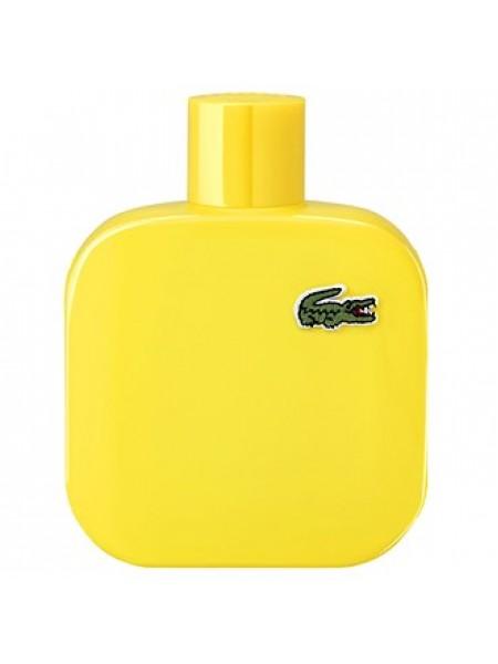 Lacoste Eau de Lacoste L.12.12 Yellow (Jaune) тестер (туалетная вода) 100 мл