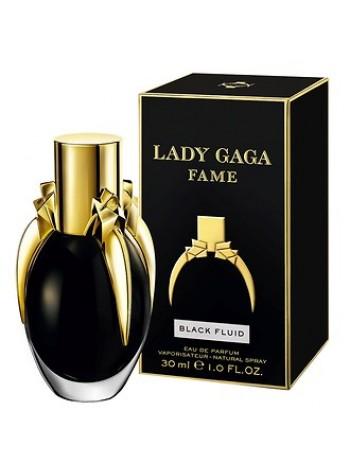 Lady Gaga Fame Black Fluid парфюмированная вода 30 мл