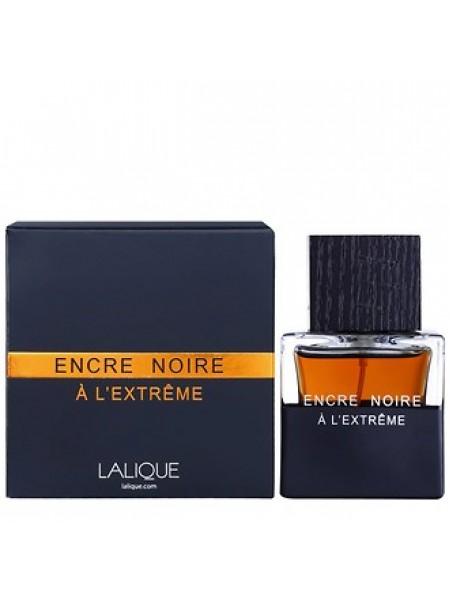 Lalique Encre Noire A L'Extreme парфюмированная вода 50 мл
