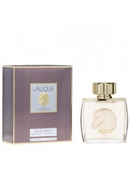 Lalique Equus Pour Homme парфюмированная вода 75 мл