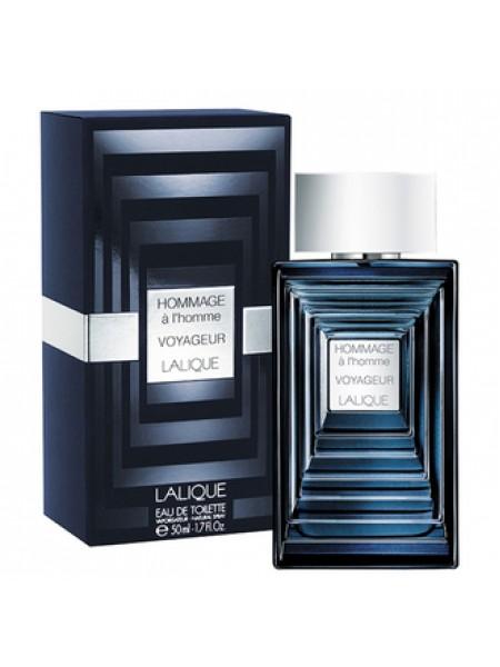 Lalique Hommage a L'homme Voyageur туалетная вода 50 мл