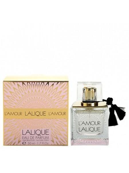 Lalique L'Amour парфюмированная вода 50 мл