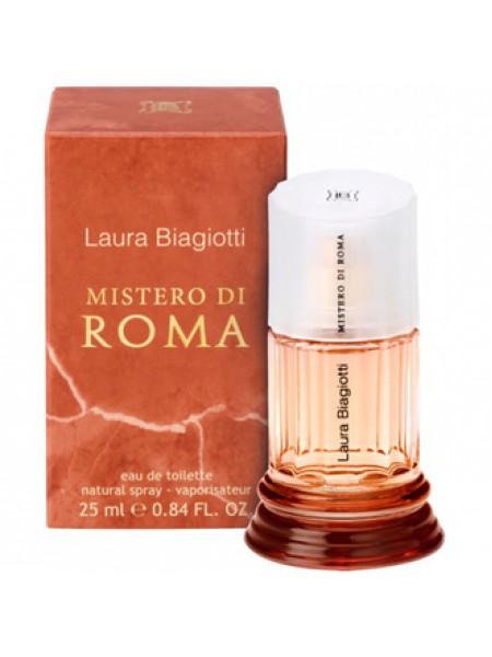 Laura Biagiotti Mistero di Roma Donna туалетная вода 25 мл