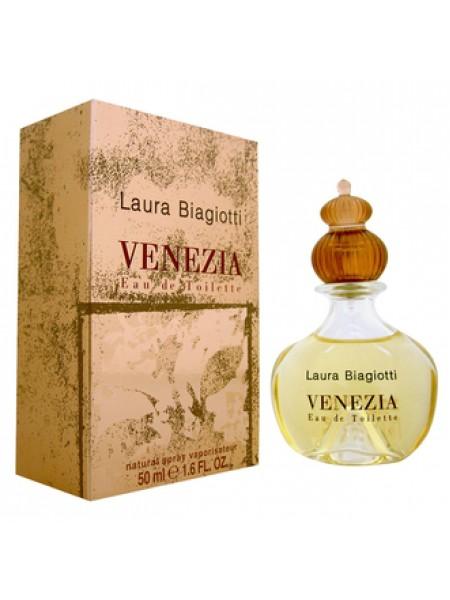 Laura Biagiotti Venezia парфюмированная вода 50 мл