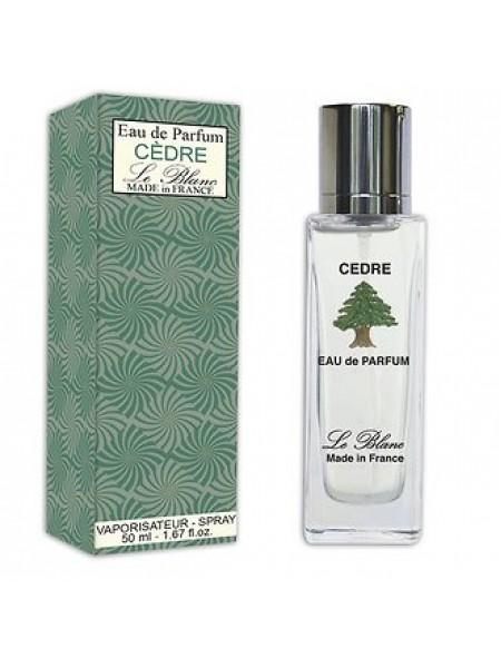 Le Blanc Cedre парфюмированная вода 50 мл