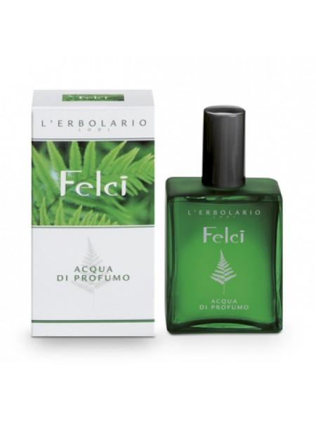 L`Erbolario Felci парфюмированная вода 50 мл