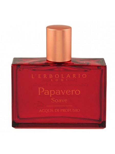 L`Erbolario Papavero Soave парфюмированная вода 50 мл