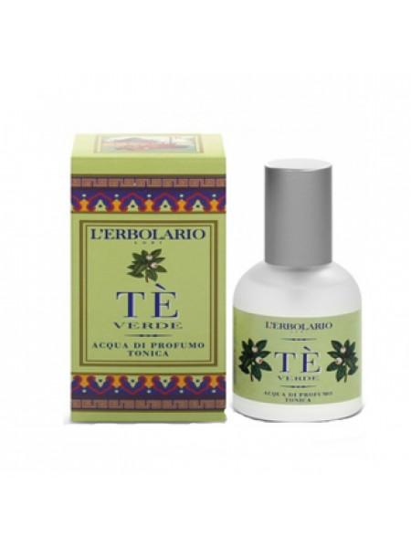 L`Erbolario Te Verde (Green Tea) парфюмированная вода 50 мл