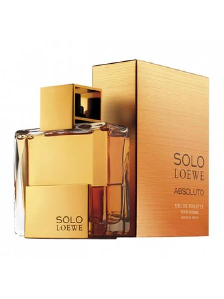 Loewe Solo Loewe Absoluto туалетная вода 50 мл