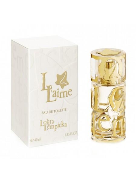 Lolita Lempicka L L'aime туалетная вода 40 мл