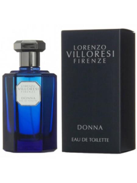 Lorenzo Villoresi Donna туалетная вода 100 мл