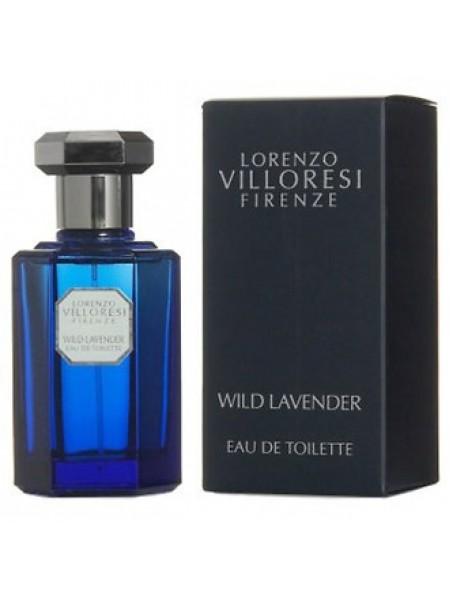 Lorenzo Villoresi Wild Lavender туалетная вода 50 мл