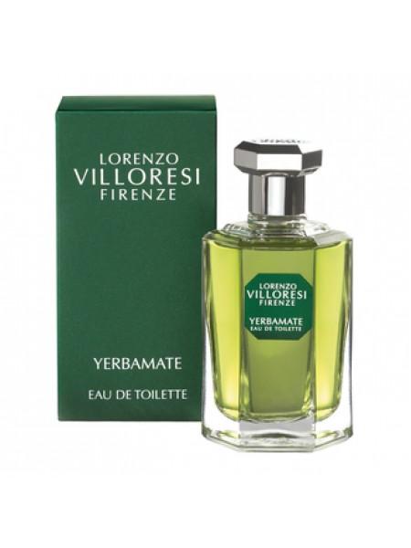 Lorenzo Villoresi Yerbamate туалетная вода 50 мл