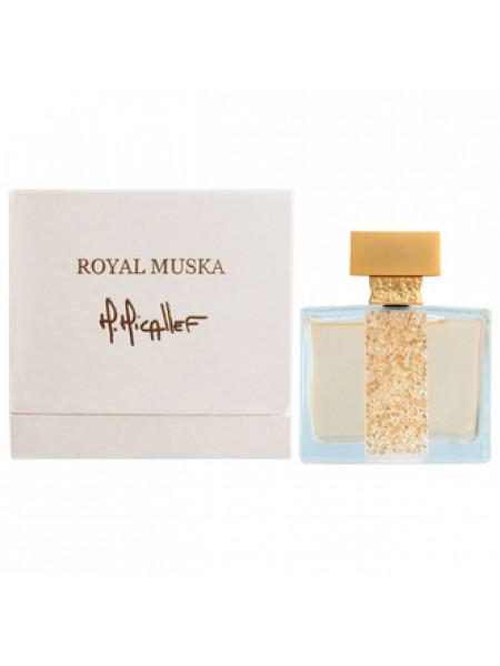 M. Micallef Royal Muska парфюмированная вода 100 мл