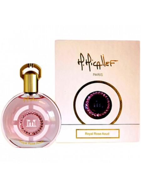 M. Micallef Royal Rose Aoud парфюмированная вода 100 мл