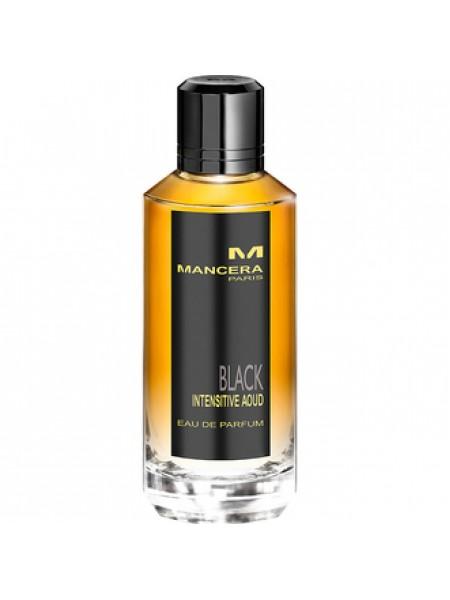 Mancera Black Intensitive Aoud тестер (парфюмированная вода) 120 мл