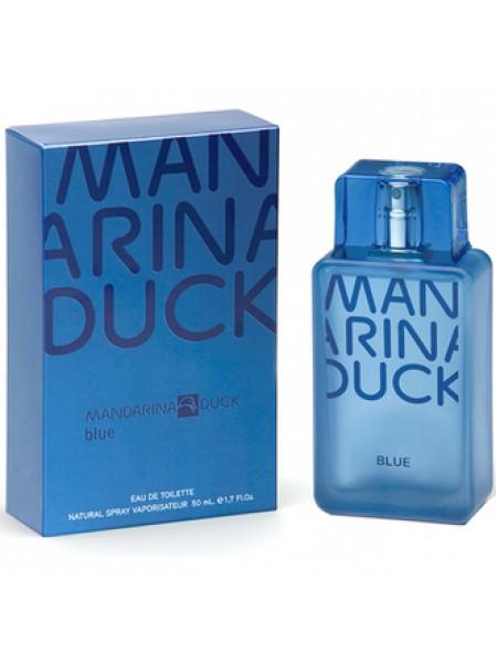 Mandarina Duck Blue туалетная вода 50 мл