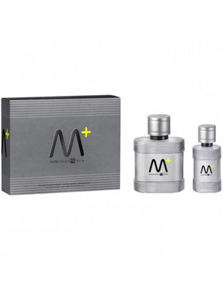 Mandarina Duck M+ Набор (туалетная вода 100 мл + туалетная вода 30 мл)