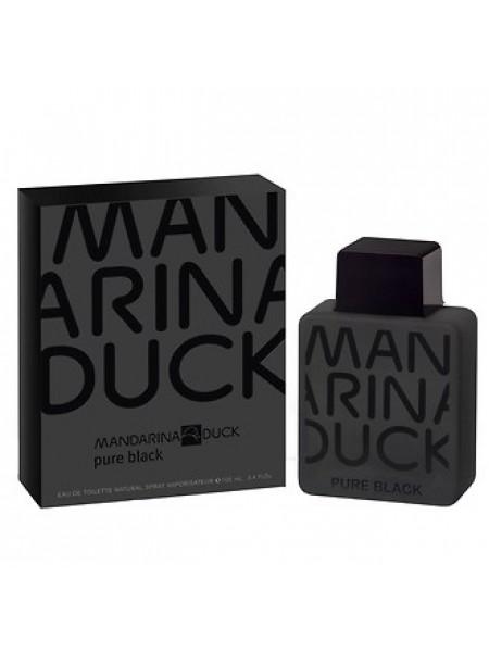 Mandarina Duck Pure Black туалетная вода 100 мл