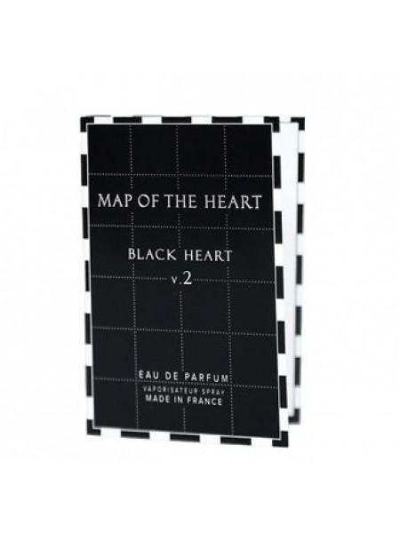 Map Of The Heart Black Heart V.2 пробник 1 мл