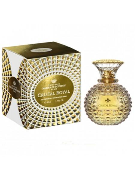 Marina de Bourbon Cristal Royal парфюмированная вода 50 мл