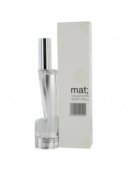 Masaki Matsushima Mat парфюмированная вода 80 мл