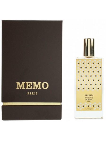 Memo Granada парфюмированная вода 75 мл