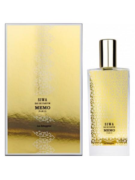 Memo Siwa парфюмированная вода 75 мл