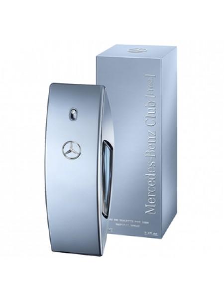 Mercedes-Benz Club Fresh туалетная вода 100 мл
