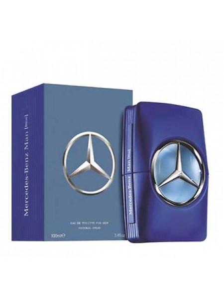 Mercedes-Benz Man Blue тестер (туалетная вода) 100 мл