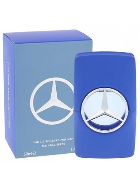 Mercedes-Benz Man Blue туалетная вода 50 мл