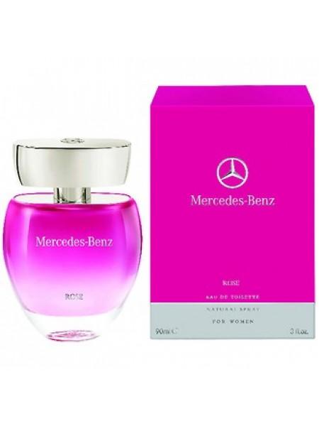 Mercedes Benz Rose туалетная вода 90 мл