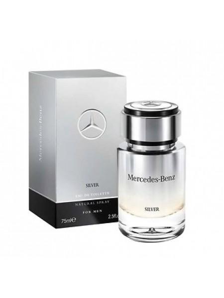 Mercedes Benz Silver туалетная вода 75 мл