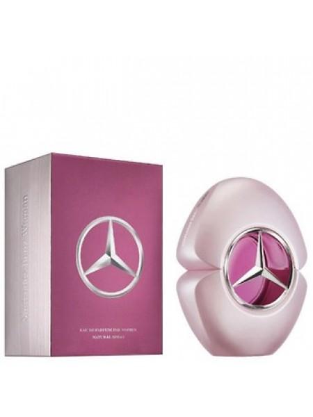 Mercedes-Benz Woman парфюмированная вода 60 мл