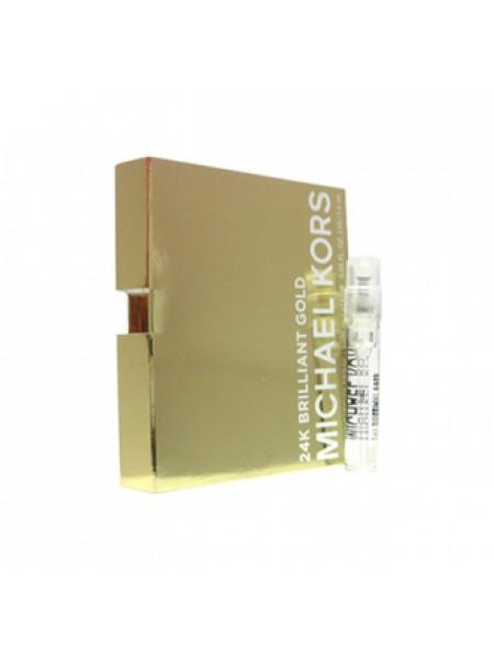 Michael Kors 24K Brilliant Gold пробник 1.5 мл