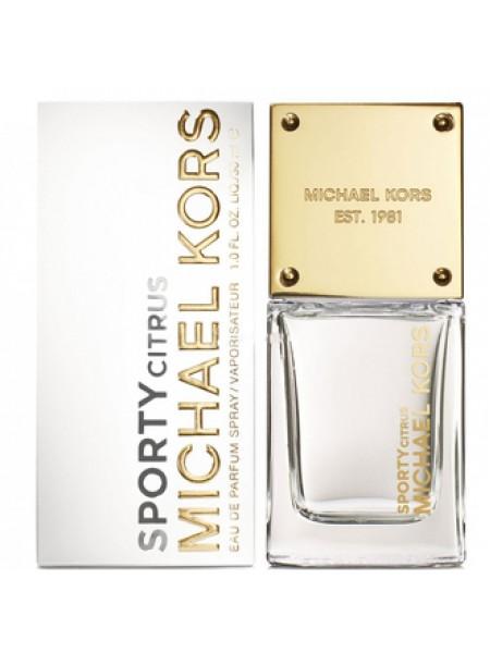 Michael Kors Sporty Citrus парфюмированная вода 30 мл