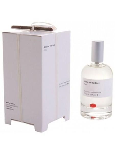 Miller et Bertaux L'eau de parfum #1 Parfum Trouve парфюмированная вода 100 мл