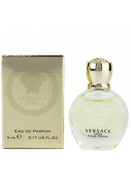 Versace Eros Pour Femme миниатюра 5 мл