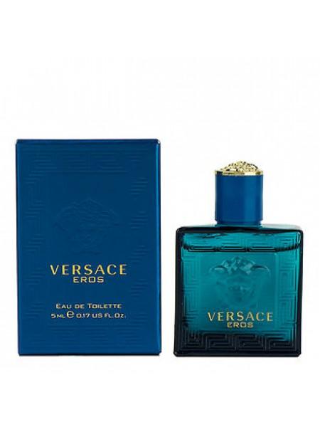 Versace Eros туалетная вода 5 мл